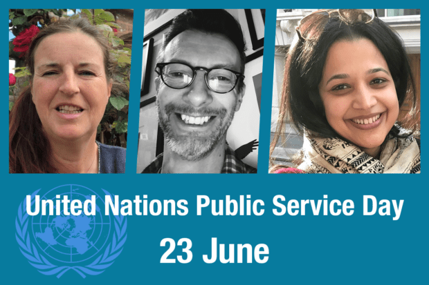 United Nations Public Service Day 23 June